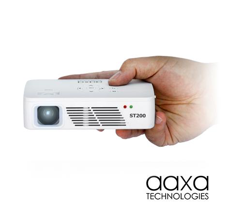 AAXA ST200 Short Throw LED Pico Projector